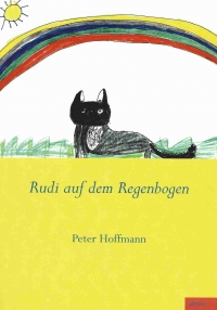 Rudi auf dem Regenbogen